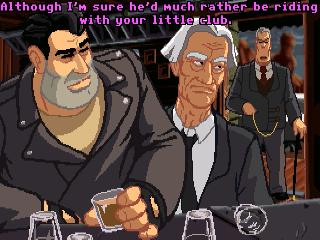 Screenshot Thumbnail / Media File 1 for Full Throttle (CD DOS)