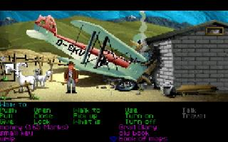 Screenshot Thumbnail / Media File 1 for Indiana Jones and the Last Crusade (Floppy DOS VGA)