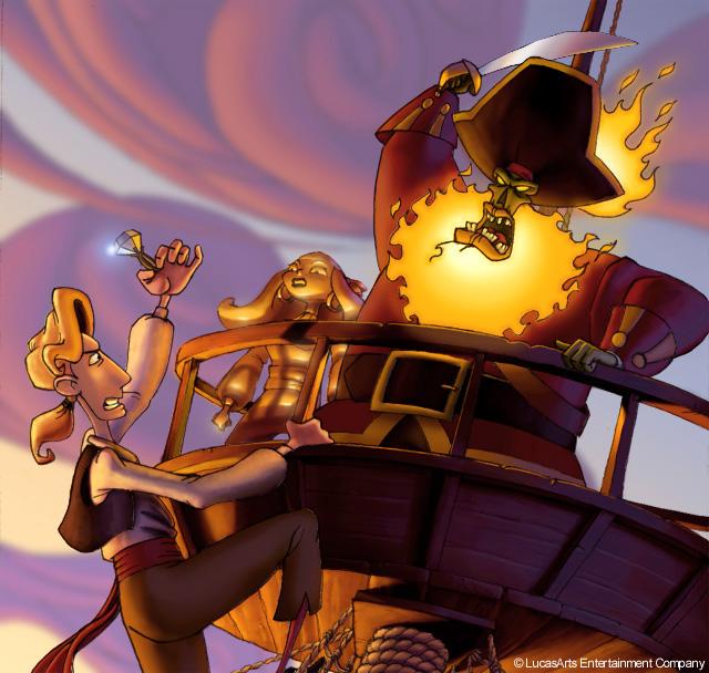 Configurare The Curse of Monkey Island