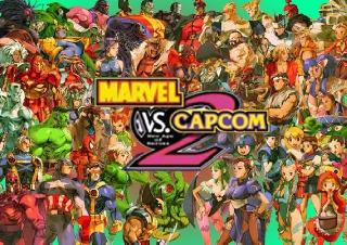 Screenshot Thumbnail / Media File 1 for Marvel vs. Capcom 2 (JPN, USA, EUR, ASI, AUS) (Rev A)