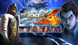 Screenshot Thumbnail / Media File 1 for Tekken 4 (TEF3 Ver. C)