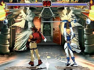 Screenshot Thumbnail / Media File 1 for Guilty Gear X (J)
