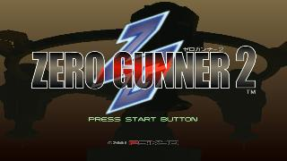 Screenshot Thumbnail / Media File 1 for Zero Gunner 2 (J)